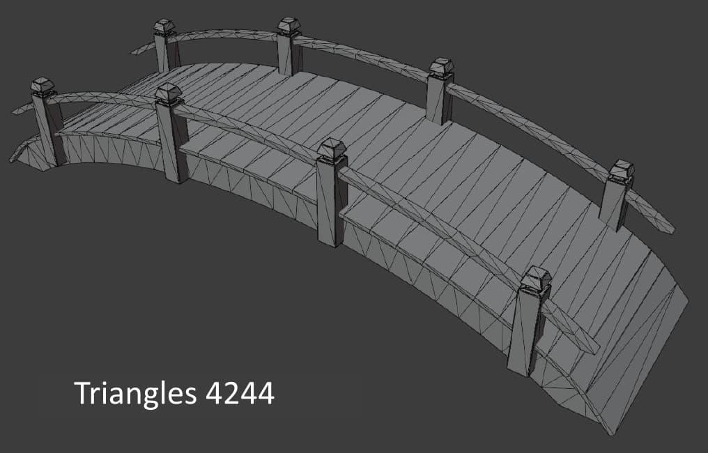 reducing the mesh density 1