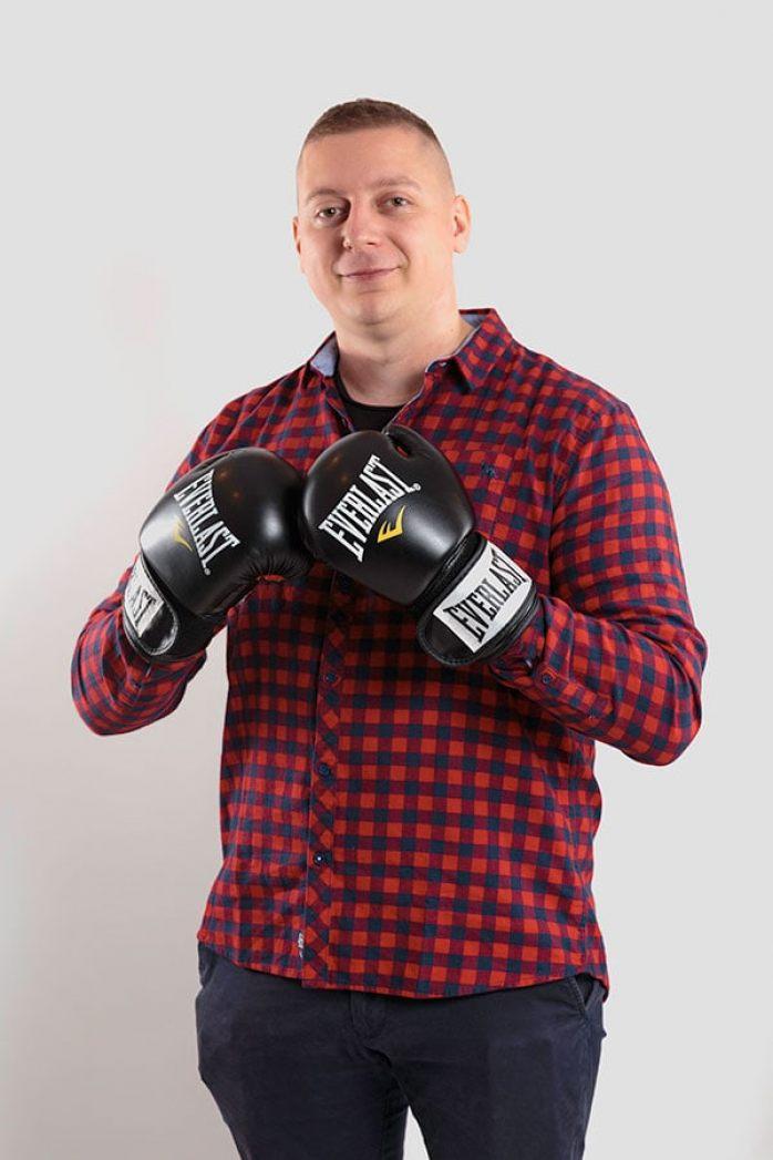 Marek Petrykowski 4Experience Team Member