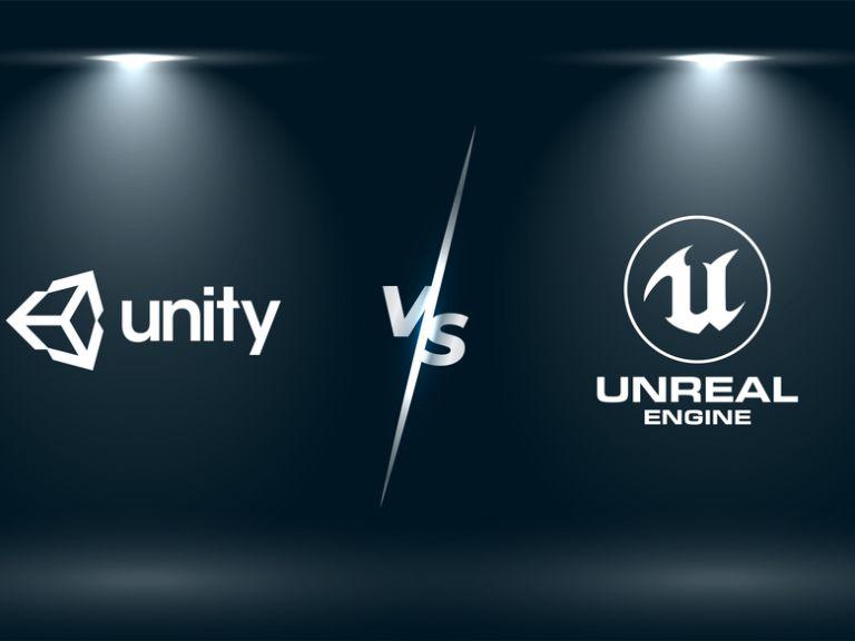 unity vs unreal