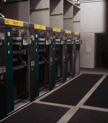 Tauron VR work professional skills training