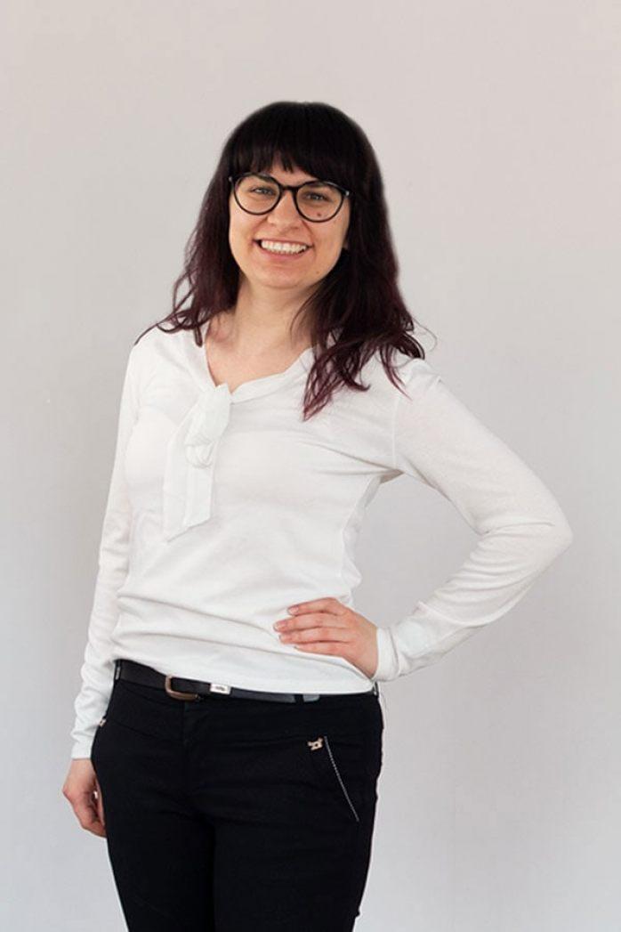 Sara Świerczek: 4Experience Team Member