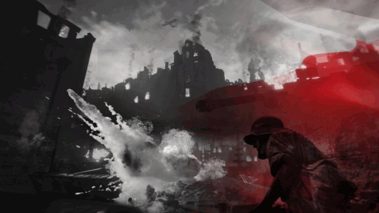 VR storytelling WW2